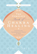 New Chakra Healing Book by Dale